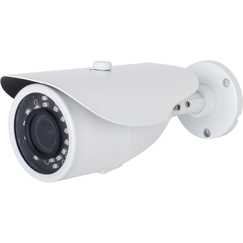W Box WBXHDB28127P4W 1 Megapixel Surveillance Camera - 40 m Night Vision - 1920 x 720 - 4.3x Optical - CMOS