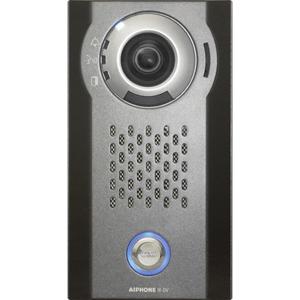 Aiphone IX-DV Video Door Phone Sub Station - 1.2 Megapixel - 5 lux - Aluminium - Door Entry