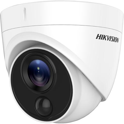 Hikvision DS-2CE71D8T-PIRL 2 Megapixel Surveillance Camera - 20 m Night Vision - 1920 x 1080 - CMOS - Wall Mount, Pole Mount, Corner Mount, Junction Box Mount, Ceiling Mount