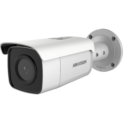 Hikvision Performance DS-2CD2T85G1-I5 8 Megapixel Network Camera - 50.29 m Night Vision - H.264+, Motion JPEG, H.264, H.265+, H.265 - 3840 x 2160 - CMOS - Conduit Mount, Pole Mount, Corner Mount