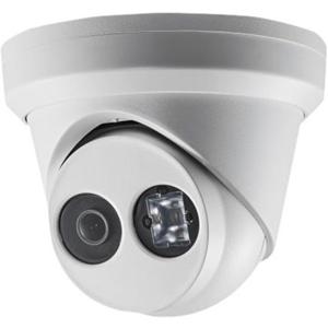 Hikvision EasyIP 3.0 DS-2CD2345FWD-I 4 Megapixel Network Camera - Turret - 30 m Night Vision - H.264, H.264+, H.265, H.265+, MJPEG - 2688 x 1520 - CMOS - Wall Mount, Pole Mount, Corner Mount, Junction Box Mount, Ceiling Mount