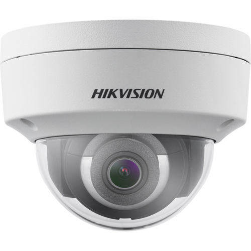 Hikvision EasyIP 2.0plus DS-2CD2143G0-IS 4 Megapixel Network Camera - Dome - 30 m Night Vision - H.264+, Motion JPEG, H.264, H.265+, H.265 - 2688 x 1520 - CMOS - Ceiling Mount, Wall Mount, Junction Box Mount, Pendant Mount, Corner Mount, Pole Mount