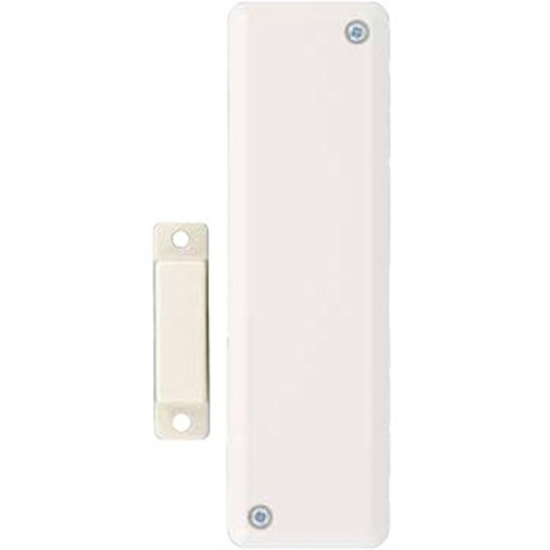 Honeywell DODT8M Wireless Magnetic Contact - For Door, Window - Wall Mount - White
