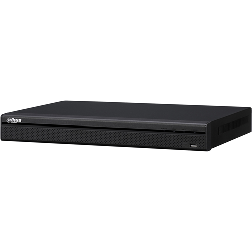 Dahua Lite 8 Channel Wired Video Surveillance Station - Network Video Recorder - HDMI