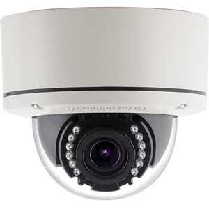 Arecont Vision MegaDome G3 AV5355PMIR-SAH 5 Megapixel Network Camera - 15.24 m Night Vision - Motion JPEG, H.264, MPEG-4 - 2560 x 1920 - 2.7x Optical - CMOS - Junction Box Mount, Pole Mount, Corner Mount, Pendant Mount, Wall Mount, Flush Mount