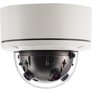 Arecont Vision SurroundVideo AV20565DN 20 Megapixel Network Camera - Motion JPEG, H.264, MPEG-4 - 10240 x 1920 - CMOS - Corner Mount, Flush Mount, Pole Mount, Pendant Mount, Wall Mount, Junction Box Mount, Surface Mount