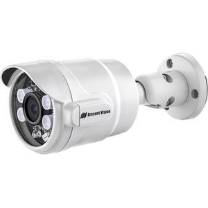 Arecont Vision ConteraIP AV02CMB-100 2.1 Megapixel Network Camera - 20.12 m Night Vision - MPEG-4, H.265, H.264, Motion JPEG - 1920 x 1080 - CMOS - Junction Box Mount