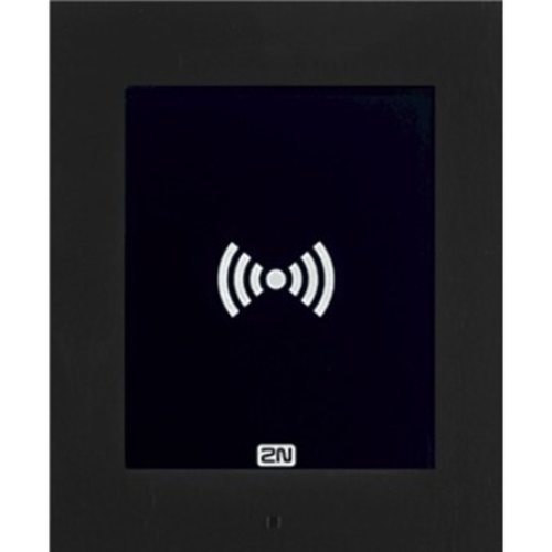 2N Card Reader Access Device - Black - Door - Proximity - Fast Ethernet - Network (RJ-45) - 12 V DC - Wall Mountable, Flush Mount, Surface Mount