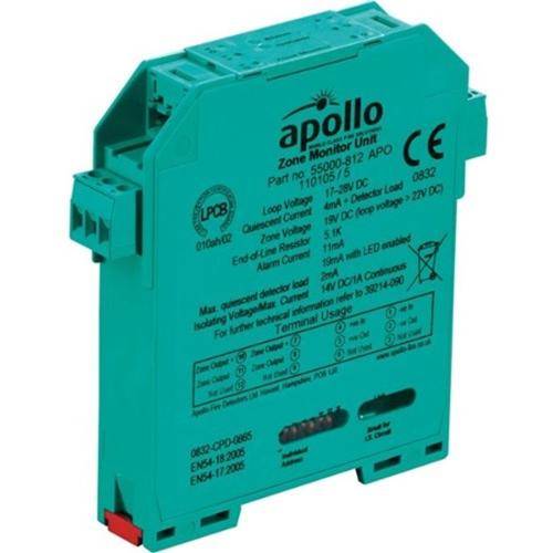 Apollo Alarm Control Panel Monitor Module - For Control Panel - Green