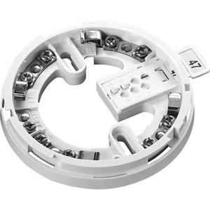 Apollo Intelligent Smoke Detector Base - For Smoke Detector - Stainless Steel - White