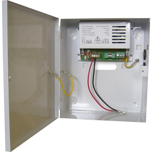 W Box WBXPSU1A12V Power Supply - External - 120 V AC, 230 V AC Input