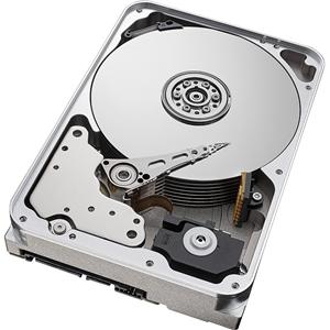 Seagate SkyHawk AI ST8000VE000 8 TB Hard Drive - Internal - SATA (SATA/600) - Network Video Recorder Device Supported - 256 MB Buffer