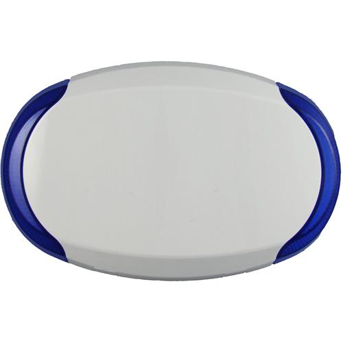 CQR Sounder Cover for Sounder - Polycarbonate - White, Blue