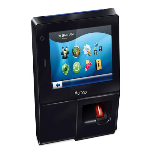 Morpho Morpho Sigma Fingerprint Reader - Network (RJ-45)