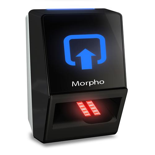 Morpho Morpho Sigma Lite Fingerprint Reader - Network (RJ-45)