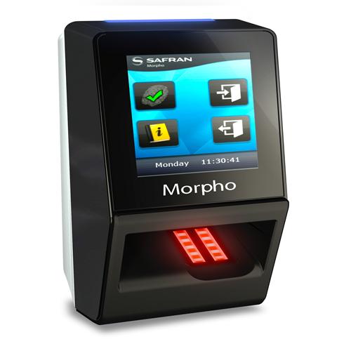 Morpho Morpho Sigma Lite Plus Fingerprint Reader - Network (RJ-45)