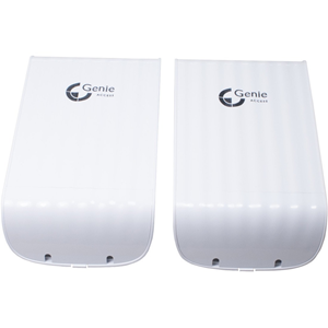 Genie W3000PTP IEEE 802.11a/n 300 Mbit/s Wireless Bridge - 5 GHz, 2.40 GHz - 2 x Network (RJ-45) - Fast Ethernet - Wall Mountable, Pole-mountable