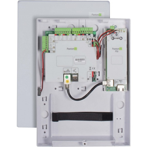 Paxton Access Paxton10 Door Access Control Panel - Door - 1 Door(s) - Ethernet - Network (RJ-45) - Serial - 12 V DC - Wall Mountable