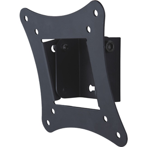 W Box Mounting Bracket for Monitor - Black - 1 Display(s) Supported109.2 cm Screen Support - 15 kg Load Capacity - 100 x 100 VESA Standard