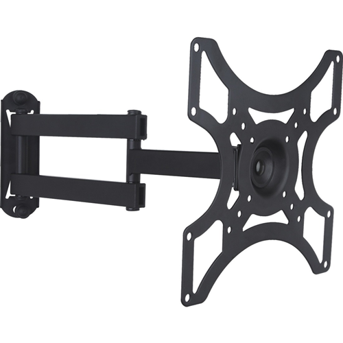 W Box Mounting Bracket for Monitor - Black - 1 Display(s) Supported106.7 cm Screen Support - 25 kg Load Capacity - 200 x 200 VESA Standard