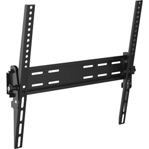 W Box Mounting Bracket for Monitor - Black - 1 Display(s) Supported165.1 cm Screen Support - 50 kg Load Capacity - 400 x 400 VESA Standard