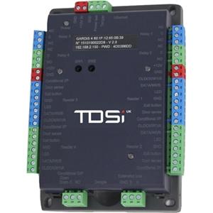 GARDiS Door Access Control Panel - Dark Blue - Door - 5000 User(s) - 1 Door(s) - Serial - Wiegand