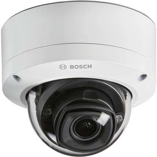Bosch FLEXIDOME IP 2 Megapixel Network Camera - Dome - 30 m Night Vision - Motion JPEG, H.264, H.265 - 1920 x 1080 - 3.1x Optical - CMOS - Surface Mount