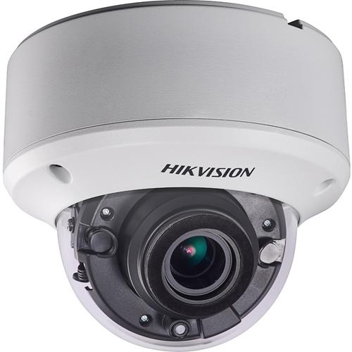 Hikvision Ultra DS-2CC52D9T-AVPIT3ZE 2 Megapixel Surveillance Camera - Dome - 40 m Night Vision - 1920 x 1080 - 4.3x Optical - CMOS - Wall Mount, Corner Mount, Ceiling Mount, Pole Mount, Pendant Mount
