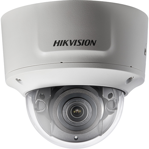 Hikvision EasyIP DS-2CD2785G0-IZS 8 Megapixel Network Camera - Dome - 30 m Night Vision - H.264+, MJPEG, H.264, H.265, H.265+ - 3840 x 2160 - 4.3x Optical - CMOS - Corner Mount, Wall Mount, Pendant Mount, Pole Mount, Ceiling Mount