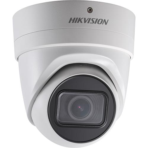 Hikvision EasyIP 2.0 DS-2CD2H83G0-IZS 8 Megapixel Network Camera - Turret - 30 m Night Vision - H.264+, MJPEG, H.264, H.265, H.265+ - 3840 x 2160 - 4.3x Optical - CMOS - Pendant Mount, Wall Mount, Pole Mount, Corner Mount, Ceiling Mount, Junction Box Mount