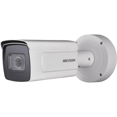 Hikvision Ultra DS-2CD5A46G0-IZS 4 Megapixel Network Camera - Bullet - 50 m Night Vision - H.264+, H.264, MJPEG, H.265, H.265+ - 2560 x 1440 - 4.3x Optical - CMOS - Pole Mount, Corner Mount
