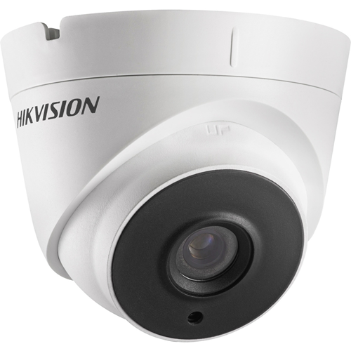 Hikvision Turbo HD DS-2CE56D8T-IT3E 2 Megapixel Surveillance Camera - Turret - 40 m Night Vision - 1920 x 1080 - CMOS - Wall Mount, Pole Mount, Corner Mount, Junction Box Mount, Ceiling Mount