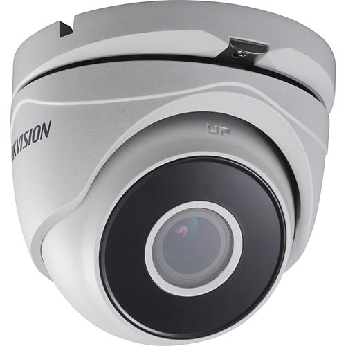 Hikvision Turbo HD DS-2CE56D8T-IT3ZF 2 Megapixel Surveillance Camera - Turret - 60 m Night Vision - 1920 x 1080 - 5x Optical - CMOS - Wall Mount, Pole Mount, Corner Mount, Junction Box Mount, Ceiling Mount