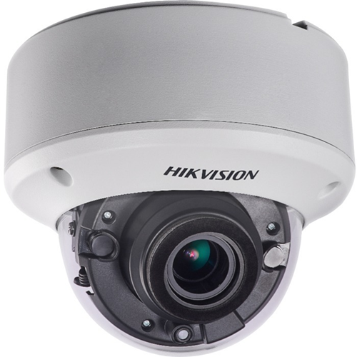 Hikvision Turbo HD Value DS-2CE56H0T-VPIT3ZE 5 Megapixel Surveillance Camera - Dome - 40 m Night Vision - 2560 x 1944 - 5x Optical - CMOS - Wall Mount, Pole Mount, Corner Mount, Ceiling Mount