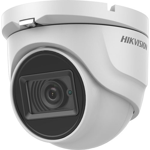 Hikvision Turbo HD DS-2CE76U1T-ITMF 8.3 Megapixel Surveillance Camera - Turret - 30 m Night Vision - 3840 x 2160 - CMOS - Wall Mount, Pole Mount, Corner Mount, Junction Box Mount