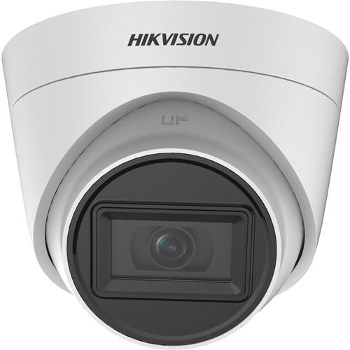 Hikvision Value DS-2CE78H0T-IT3FS 5 Megapixel Surveillance Camera - Turret - 40 m Night Vision - 2560 x 1944 - CMOS - Wall Mount, Pole Mount, Corner Mount, Junction Box Mount, Ceiling Mount