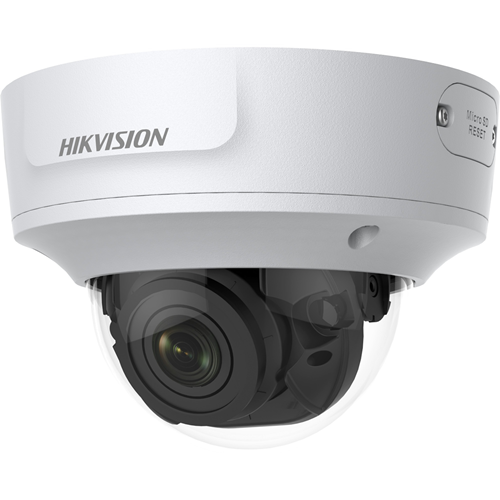 Hikvision EasyIP 3.0 DS-2CD2125G0-IMS 2 Megapixel Network Camera - Dome - 30 m Night Vision - H.264, H.265, Motion JPEG - 1920 x 1080 - CMOS - HDMI - Wall Mount, Pendant Mount