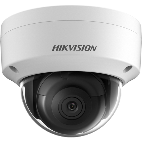 Hikvision EasyIP 3.0 DS-2CD2145FWD-IS 4 Megapixel Network Camera - Dome - 30 m Night Vision - H.264+, H.264, H.265, H.265+, MJPEG - 2688 x 1520 - CMOS - Ceiling Mount, Wall Mount, Pendant Mount, Junction Box Mount, Corner Mount, Pole Mount