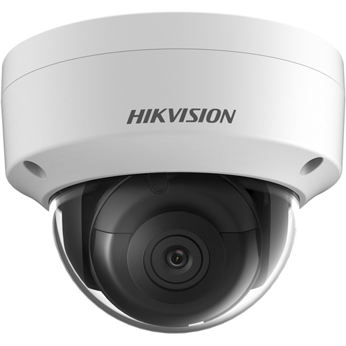 Hikvision EasyIP DS-2CD2165G0-IS 6 Megapixel Network Camera - Dome - 30 m Night Vision - H.265, Motion JPEG, H.264, H.264+, H.265+ - 3072 x 2048 - CMOS - Ceiling Mount, Wall Mount, Junction Box Mount, Pendant Mount, Corner Mount, Pole Mount