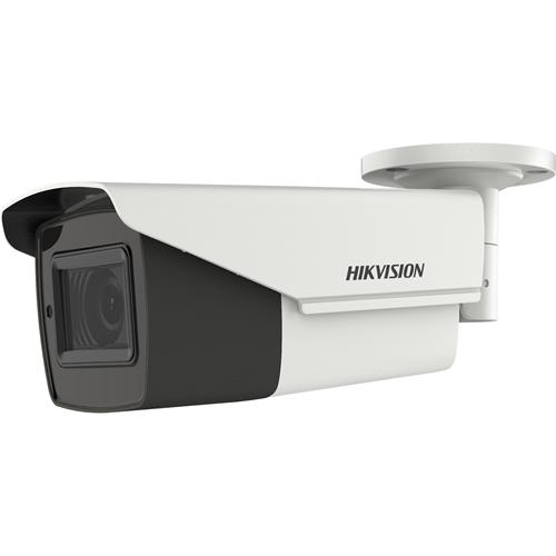Hikvision Value DS-2CE19U1T-AIT3ZF 8.3 Megapixel Surveillance Camera - Bullet - 80 m Night Vision - 3840 x 2160 - 5x Optical - CMOS - Corner Mount, Pole Mount, Junction Box Mount