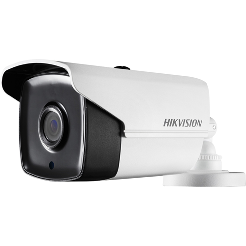Hikvision Turbo HD DS-2CE16H0T-IT3E 5 Megapixel Surveillance Camera - Bullet - 40 m Night Vision - 2560 x 1944 - CMOS - Junction Box Mount