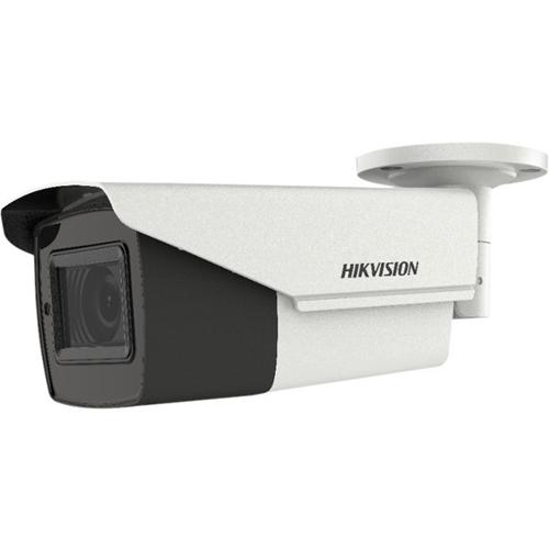 Hikvision Turbo HD DS-2CE16H0T-IT3ZF 5 Megapixel Surveillance Camera - Bullet - 40 m Night Vision - 2560 x 1944 - 5x Optical - CMOS - Junction Box Mount, Pole Mount, Corner Mount