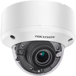 Hikvision Turbo HD Value DS-2CE56H0T-VPIT3ZF 5 Megapixel Surveillance Camera - Dome - 40 m Night Vision - 2560 x 1944 - 5x Optical - CMOS - Wall Mount, Pole Mount, Corner Mount, Ceiling Mount