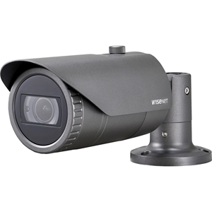 Hanwha WiseNet HD+ HCO-6070R 2 Megapixel Surveillance Camera - Bullet - 30 m Night Vision - 1920 x 1080 - 3.1x Optical - CMOS - Pole Mount, Box Mount, Ceiling Mount, Wall Mount