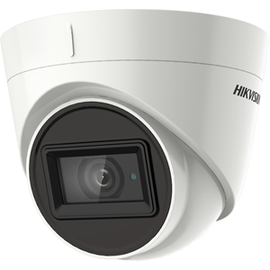 Hikvision Turbo HD DS-2CE78H8T-IT3F 5 Megapixel Surveillance Camera - Dome - 60 m Night Vision - 2560 x 1944 - CMOS - Wall Mount, Pole Mount, Corner Mount, Ceiling Mount, Junction Box Mount