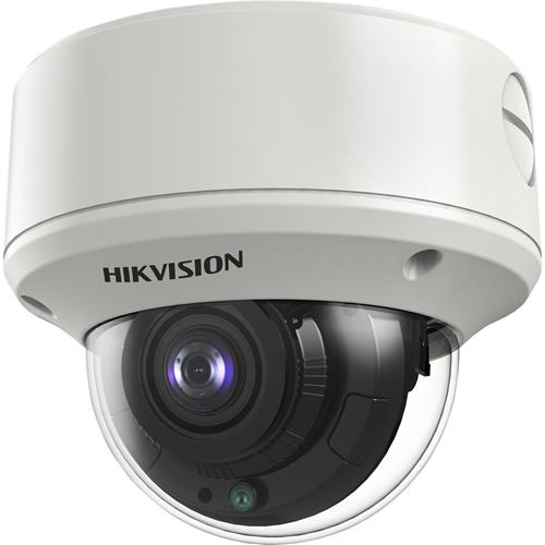 Hikvision Turbo HD Value DS-2CE59U1T-AVPIT3ZF 8 Megapixel Surveillance Camera - Dome - 60 m Night Vision - 3840 x 2160 - 5x Optical - CMOS - Wall Mount, Pole Mount, Corner Mount, Ceiling Mount