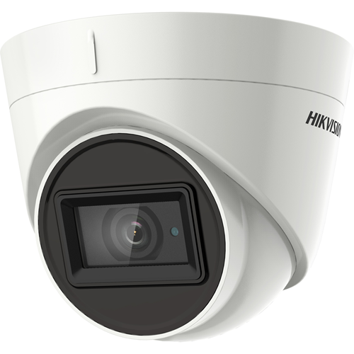 Hikvision Turbo HD DS-2CE78U1T-IT3F 8.3 Megapixel Surveillance Camera - Turret - 60 m Night Vision - 3840 x 2160 - CMOS - Wall Mount, Pole Mount, Corner Mount, Ceiling Mount, Junction Box Mount