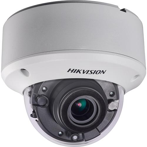 Hikvision Turbo HD Pro DS-2CE56D8T-AVPIT3ZF 2 Megapixel Surveillance Camera - Dome - 60 m Night Vision - 1920 x 1080 - 5x Optical - CMOS - Wall Mount, Pole Mount, Corner Mount, Ceiling Mount
