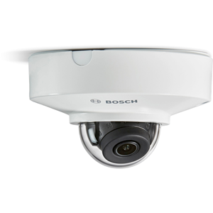 Bosch FLEXIDOME IP 2 Megapixel Network Camera - Micro Dome - H.265, H.264, Motion JPEG - 1920 x 1080 - CMOS - Surface Mount
