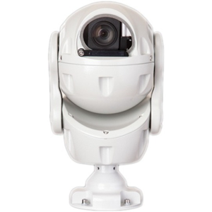 REDVISION RVX2-G 3 Megapixel Network Camera - Ball - H.265, H.264, MJPEG - 2048 x 1536 - 30x Optical - CMOS - Bracket Mount